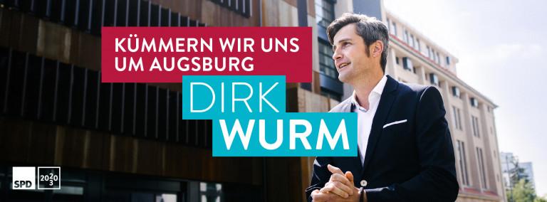 Dirk Wurm - Unser OB-Kandidat